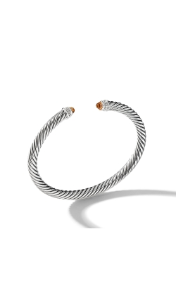 Cable Classics Bracelet With Citrine And Diamonds product image