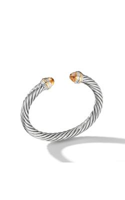 Cable Classics Collection® Bracelet With Citrine And 14K Gold product image
