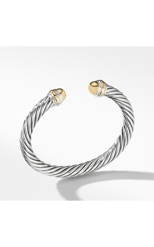 Cable Classic Bracelet with 14K Gold product image