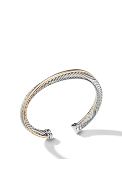 Crossover Cuff With Gold product image