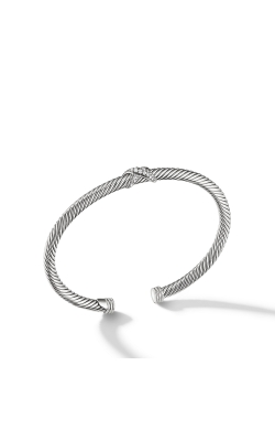 X Station Bracelet With Diamonds product image