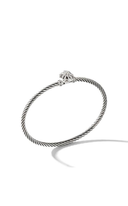 Starburst Single-Station Cable Bracelet with Diamonds product image