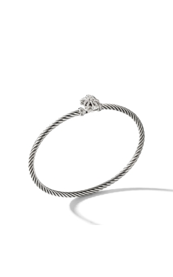 Starburst Single-Station Cable Bracelet With Diamonds product image