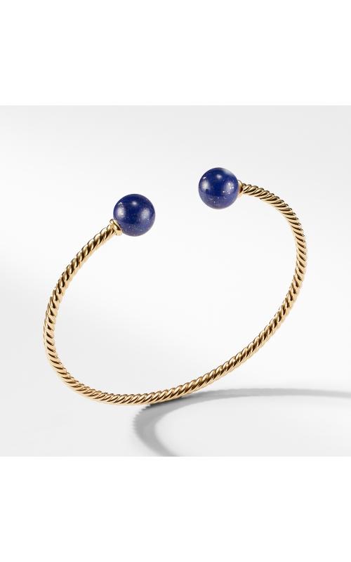 Solari Bead Bracelet with Lapis Lazuli in 18K Gold product image