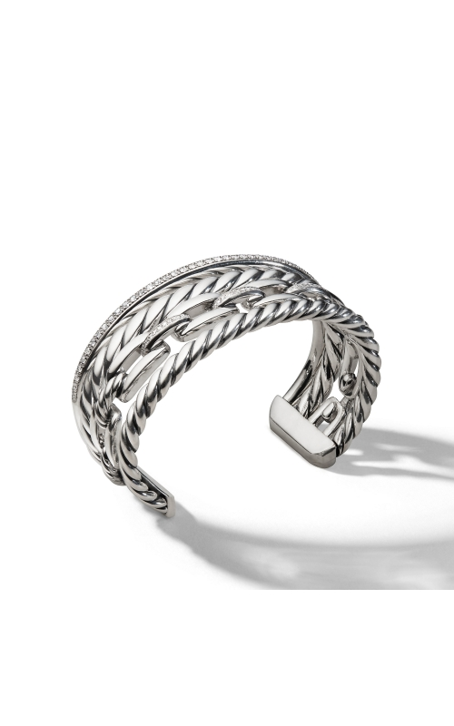 Wellesley Link™ Cuff with Diamonds product image