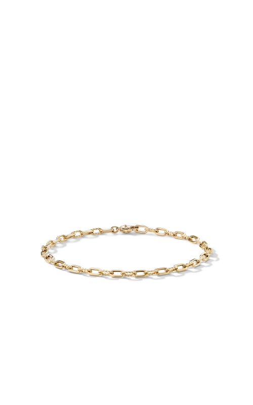 DY Madison Thin Bracelet in 18K Gold, 3mm product image
