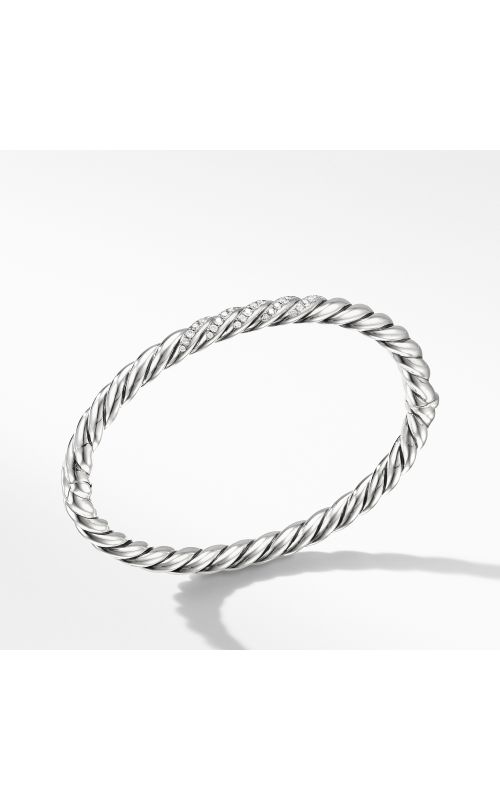 Stax Cable Bracelet with Diamonds product image
