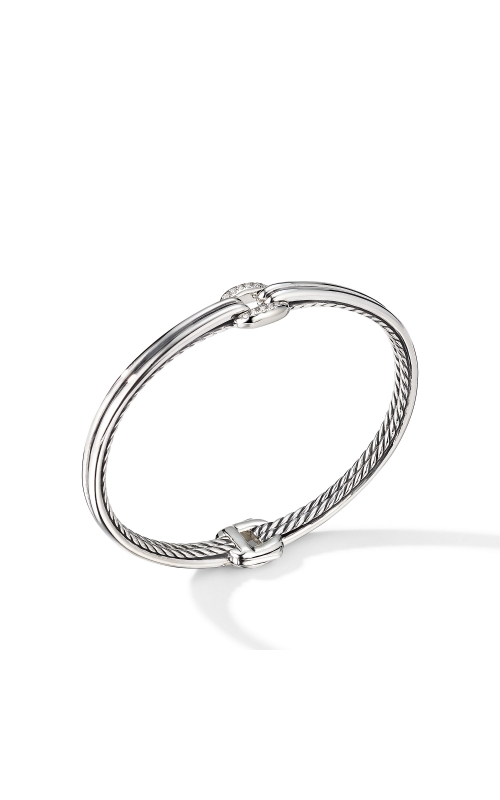 Thoroughbred® Center Link Bracelet with Diamonds product image