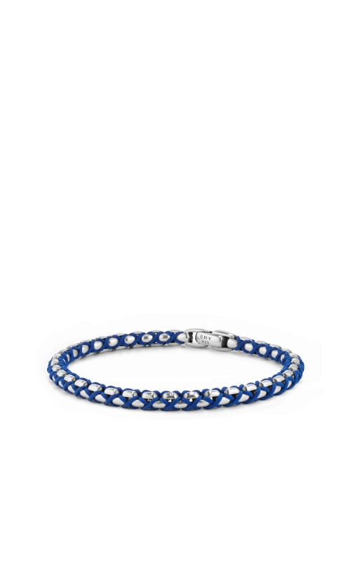 Woven Box Chain Bracelet, 4.8mm product image