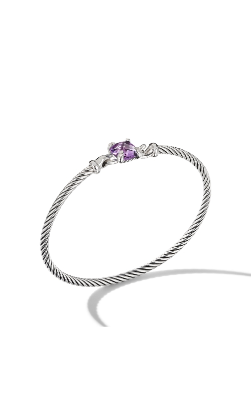 Chatelaine® Bracelet with Amethyst and Diamonds product image