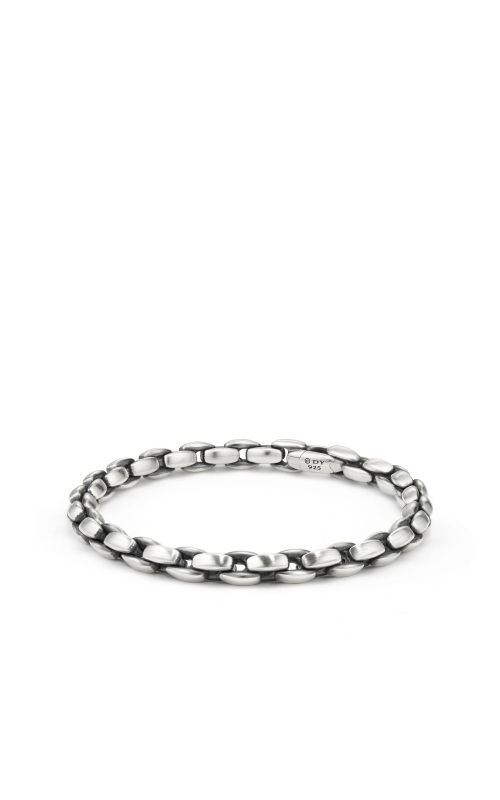 Elongated Box Chain Bracelet, 6mm product image