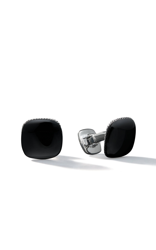Streamline Cuff Links with Black Onyx product image