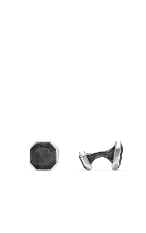 Forged Carbon Cufflinks product image