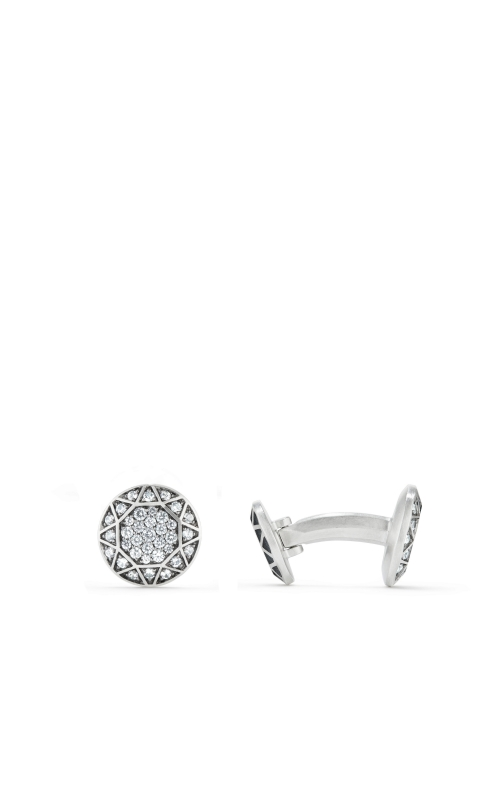 Pavé Cufflinks with Grey Sapphires product image