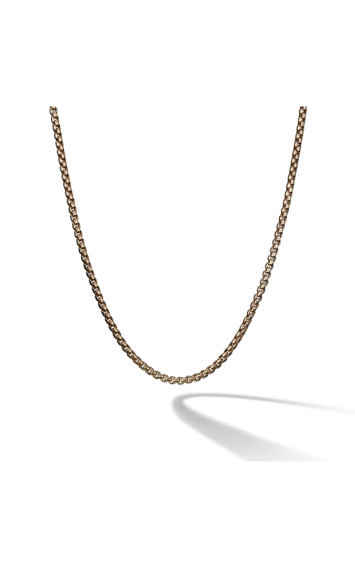 Small Box Chain in 18K Gold, 2.7mm product image
