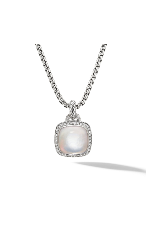 Albion® Pendant with Rock Crystal and Diamonds product image