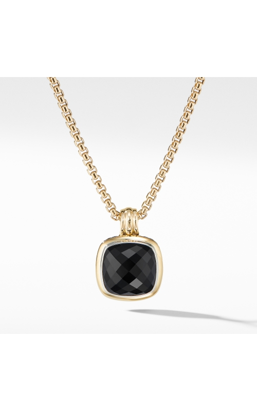 Albion® Pendant with Black Onyx and 18K Yellow Gold product image