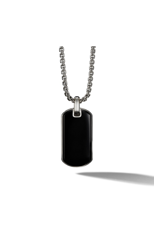 Streamline® Tag with Black Onyx product image