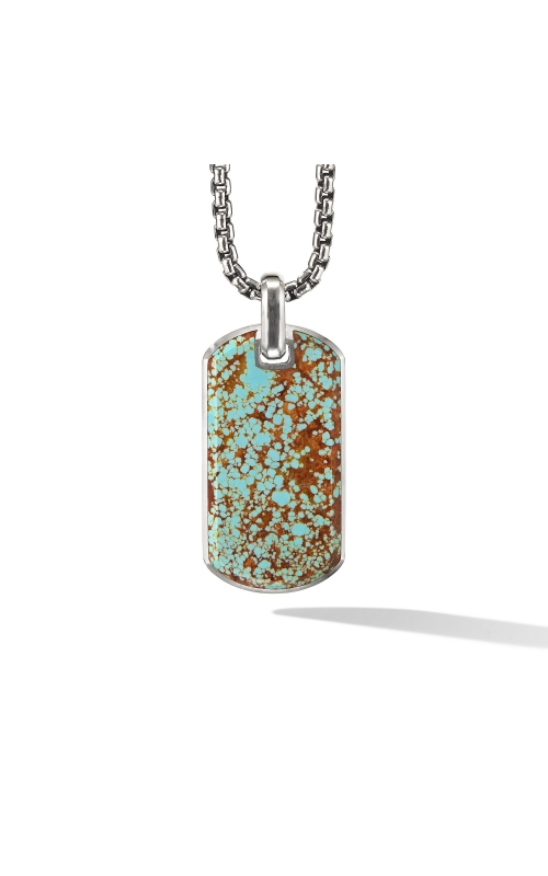 Streamline® Tag with American Turquoise product image