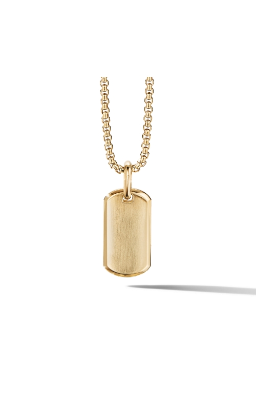 Streamline® Tag in 18K Yellow Gold product image