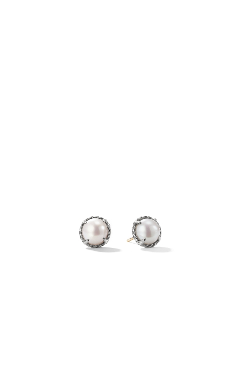 Chatelaine® Earrings with Pearl product image