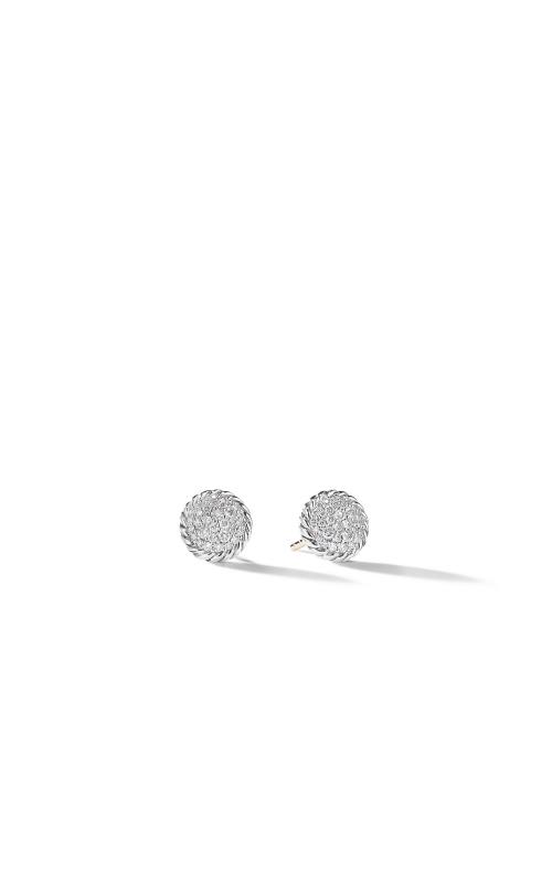Petite Pavé Earrings with Diamonds product image