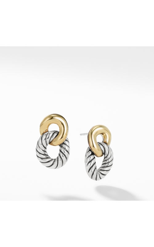 Drop  Earrings with 18K Gold product image