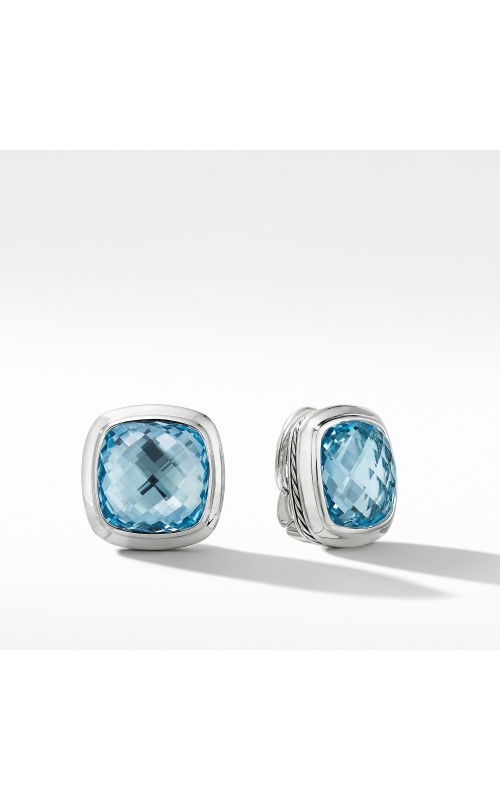 Albion® Stud Earrings with Blue Topaz product image