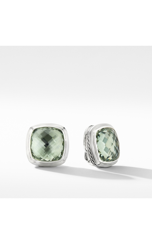 Albion® Stud Earrings with Prasiolite product image