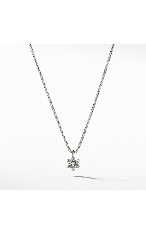 Cable Collectibles® Kids Star of David Necklace with Diamonds product image