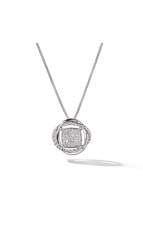 The Crossover Collection® Pendant Necklace with Diamonds product image