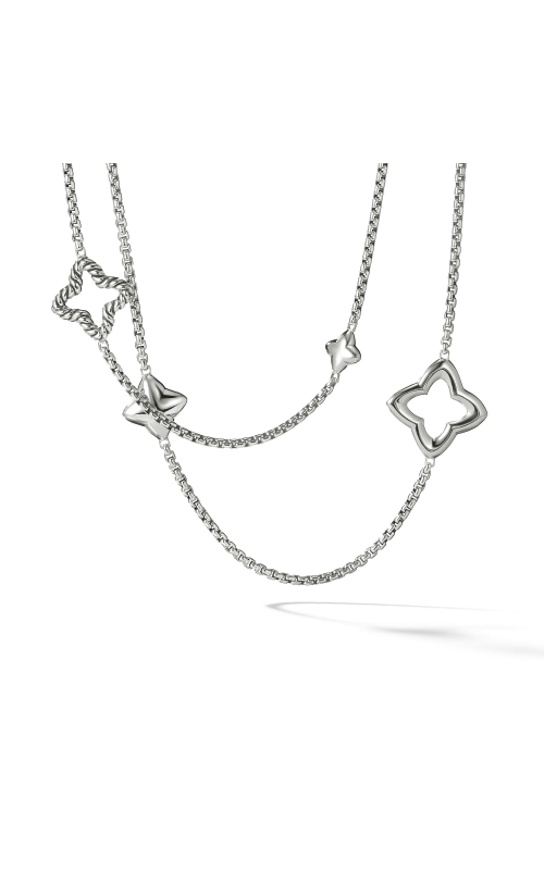 Quatrefoil Chain Necklace product image