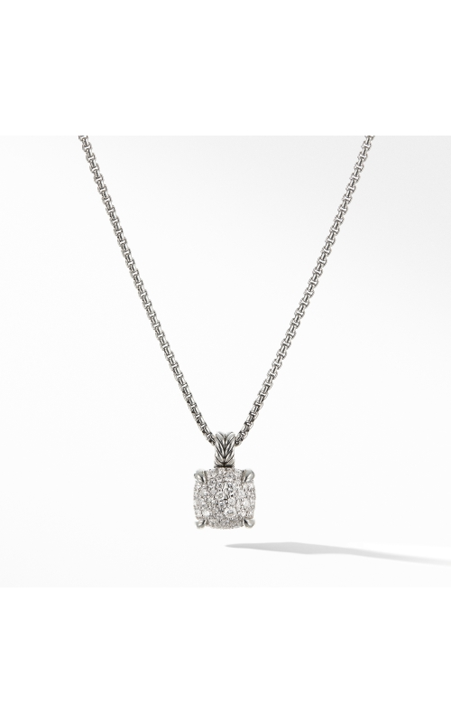 Chatelaine® Pendant Necklace with Diamonds product image