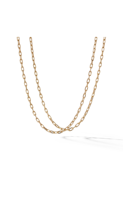 DY Madison Thin Necklace in 18K Gold, 3mm product image