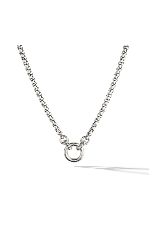 Amulet Vehicle Box Chain Necklace product image