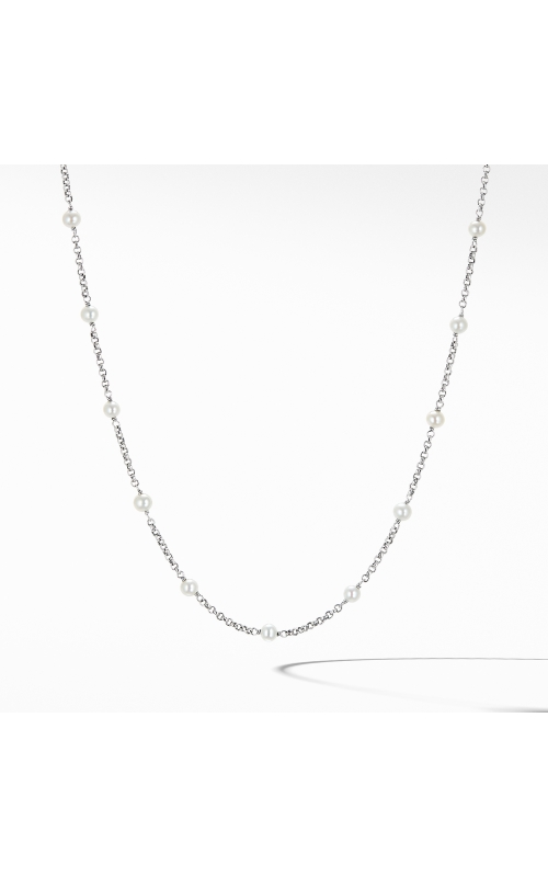 Cable Collectibles Bead and Chain Necklace with Pearls product image