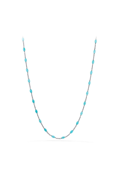 Spiritual Beads Necklace with Chinese Turquoise product image