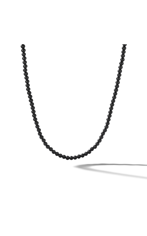Spiritual Beads Necklace with Black Onyx product image