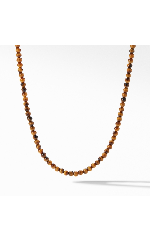 Spiritual Beads Necklace with Tiger's Eye product image