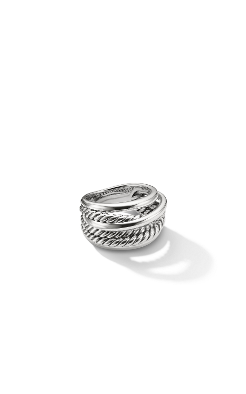 Crossover Narrow Ring product image