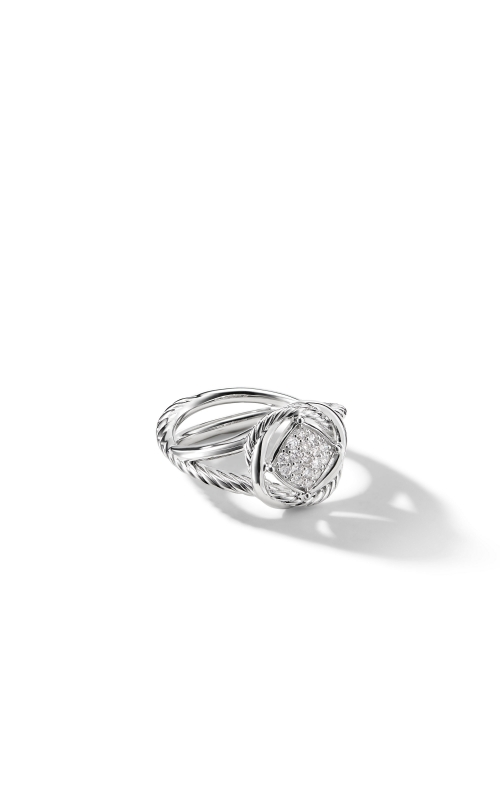 Infinity Ring with Diamonds product image
