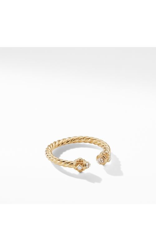 Renaissance Ring in 18K Gold with Diamonds product image