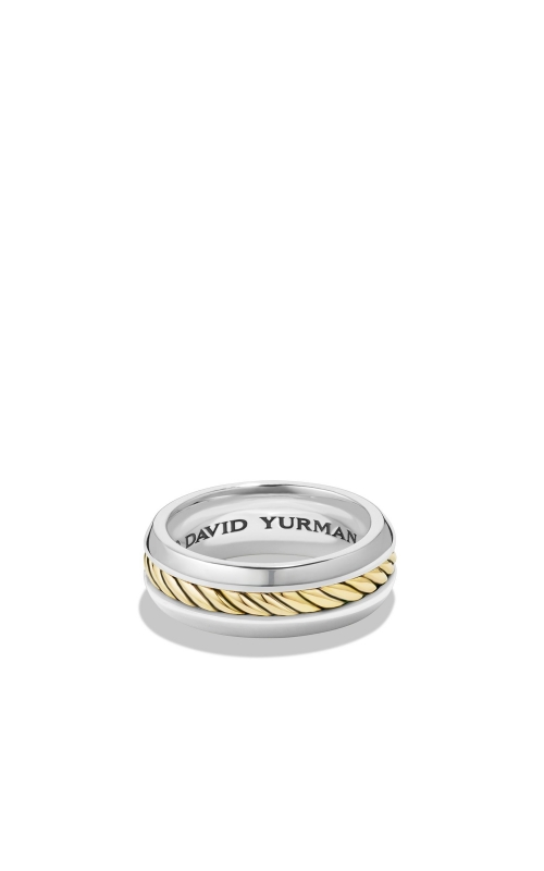 Cable Classic Ring with 18K Gold product image