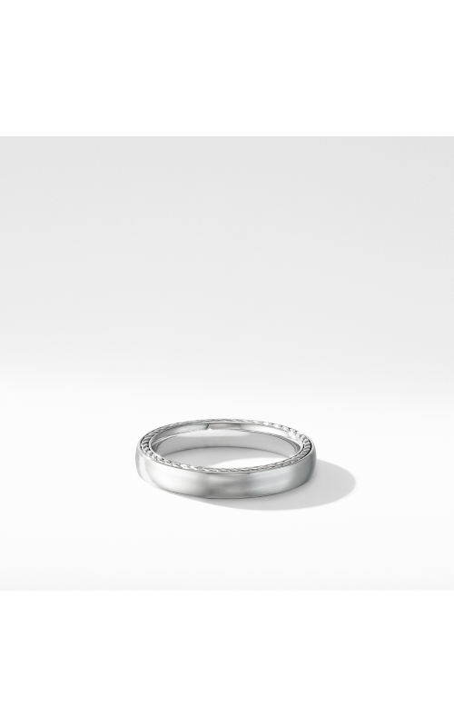 Streamline® Band Ring in 18K White Gold product image