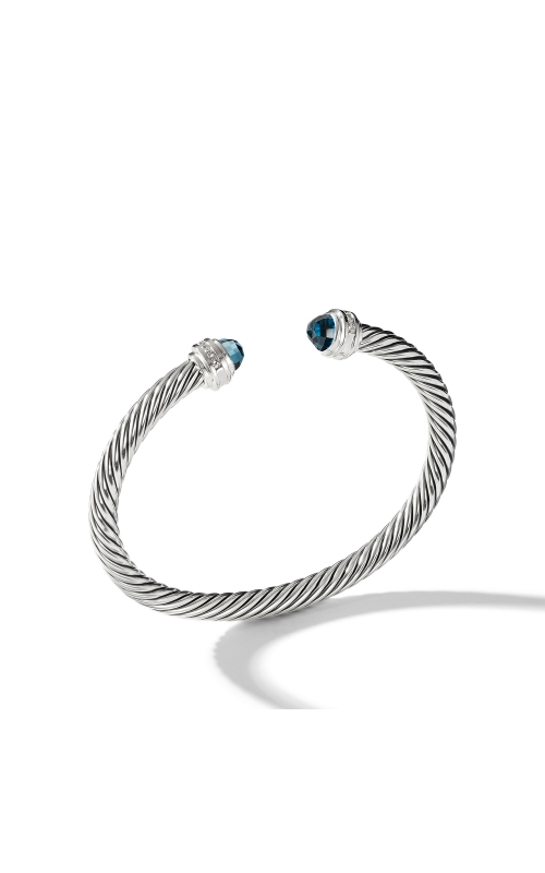 Bracelet with Hampton Blue Topaz and Diamonds product image