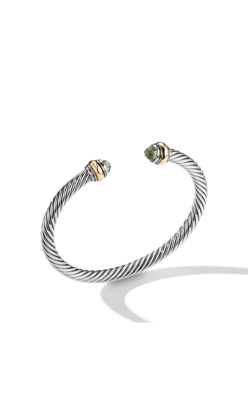 Cable Classic Bracelet Prasiolite product image