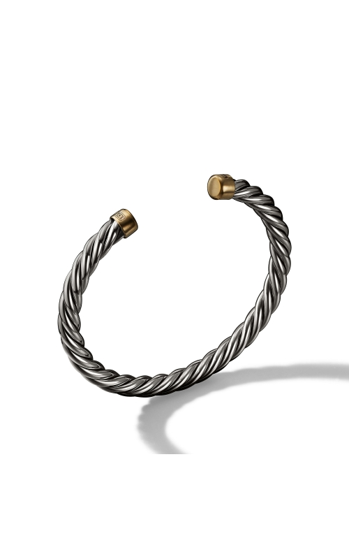 Cuff Bracelet with 18K Gold product image
