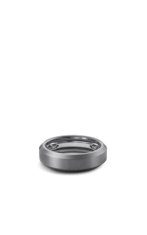 Beveled Band in Grey Titanium product image