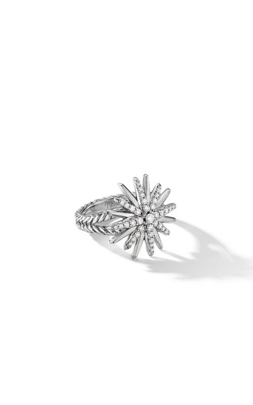 Starburst Ring with Pavé Diamonds product image