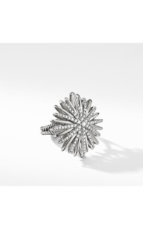 Starburst Ring with Pavé Diamonds product image